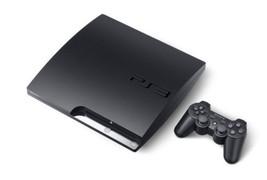 Sony PlayStation 3 Slim (Latest Model)- Launch Edition 120 GB Charcoal B... - $102.50