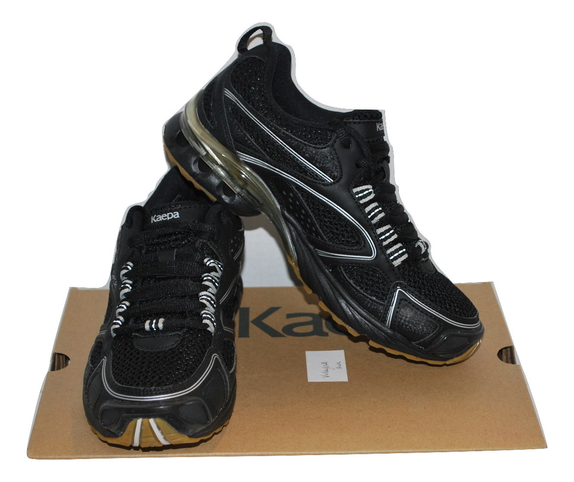 Kaepa Women's Black Volleyball Shoes 5488 Quickbalance Size 5.5