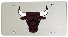 NBA Rico Tag Express Chicago Bulls Acrylic Lase... - $19.95