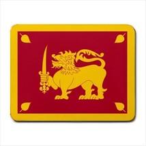 Sri Lanka Flag Mousepad (Neoprene Non-slip Mousemat) - $7.40