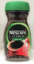 Nescafe Clasico Decaffeinated Instant Coffee 7 oz - $8.90