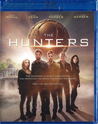 The Hunters [Blu- Ray/DVD] New