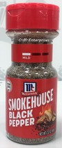 McCormick Smokehouse Black Pepper 2.12 oz - €4,82 EUR