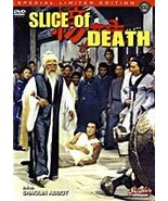 Slice of Death / Shaolin Abbot - Hong Kong Kung Fu Action DVD dubbed - $19.99