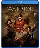 The Golden Cane Warrior BLU RAY DVD - Indonesian Martial Arts Action dubbed - $19.99