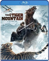 Taking of Tiger Mountain BLU RAY DVD - Tsui Hark Martial Arts Action sub... - $19.99