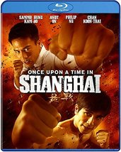 Once Upon A Time In Shanghai BLU RAY DVD - Sammo Hung Andy On Chinese Cl... - $19.99