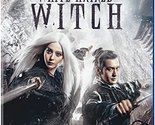 White Haired Witch BLU RAY - 4 star Hong Kong Kung Fu Fantasy Huang Xiaoming