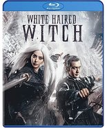 White Haired Witch BLU RAY - 4 star Hong Kong Kung Fu Fantasy Huang Xiao... - $19.99