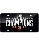 MLB Rico Tag Express San Francisco Giants Acrylic Laser Tag Mirror Licen... - $18.95