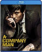 A Company Man  BLU RAY - 4.5 star! Korean Hitman Action Thriller Anthony... - $19.99