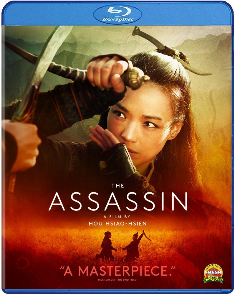 The Assassin BLU RAY - Chinese Wuxia Martial Arts Action Thriller Chang Chen