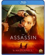 The Assassin BLU RAY - Chinese Wuxia Martial Arts Action Thriller Chang ... - $19.99