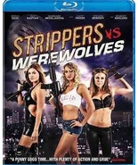 Strippers Vs Werewolves BLU RAY - Skimpy Outfits, Blood, Sexy/Raunchy - $19.99