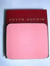 Kevyn Aucoin Pure Powder Glow Face Powder Blush DOLLINE Apricot Clamshell NWOB - $23.76
