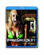 Bikini Girls on Ice BLU RAY DVD - Classic American Slash Action Horror  - $19.99