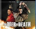 Web of Death BLU RAY DVD - Shaolin Kung Fu Martial Arts Action Hua Yueh Lo