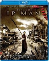 Ip Man BLU RAY DVD - Wing Chun Kung Fu Martial Arts Action Classic Donni... - $19.99