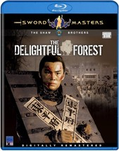 The Delightful Forest BLU RAY DVD - Wu Sung Kung Fu Martial Arts Action ... - $19.99