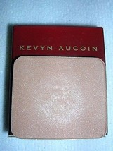 Kevyn Aucoin Pure Powder Glow Face Powder Blush NATURA Neutral Clamshell... - $26.73