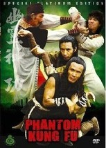 Phantom Kung Fu - Hong Kong Martial Arts Action DVD Chang Yi, Wong Tao d... - $19.99