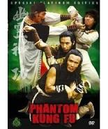 Phantom Kung Fu - Hong Kong Martial Arts Action DVD Chang Yi, Wong Tao d... - $19.99