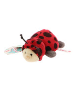 MagNICI Ladybug Plush Toy Magnet in Paws 5 inches 12 cm - $11.00