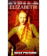 Elizabeth [VHS]  - $1.00