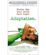 Adaptation [VHS]  - $2.00