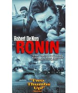 Ronin [VHS]  - $1.00