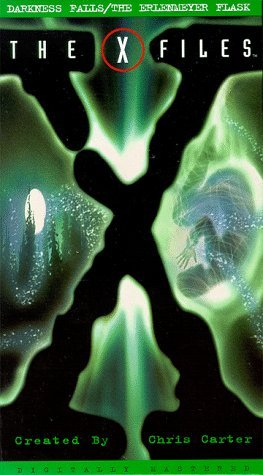 The X-Files: Darkness Falls/The Erlenmeyer Flask [VHS]