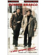 Donnie Brasco [VHS]  - $1.00