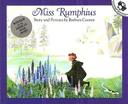 Miss Rumphius [Paperback] Cooney, Barbara - $11.87