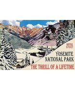 WINTER SPORT YOSEMITE NATIONAL PARK THE THRILL OF A LIFETIME COUPLE SKI JUMPI... - £44.21 GBP