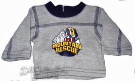 Saint Bernard Dog T-Shirt for Bitty Baby Boy Tw... - $6.59
