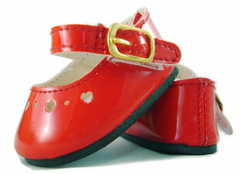 Valentine Red Patent Mary Jane Dress Shoes for ... - $7.59