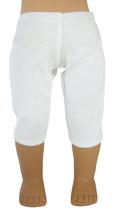 """Handmade White Knit Capri Leggings for 18"""" Amer... - $4.99"""