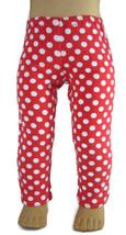 "Valentine's Day Red Polka Dot Leggings for 18"" ... - $4.98"