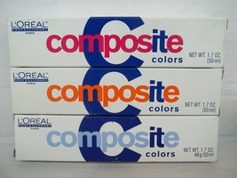 L'oreal Professional Composite Colors Soft 1.7oz 48mg 50ml (SUNSET COPPER) - $1.25