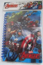 Marvel The Avengers 3D Cover Spiral Bound Journal