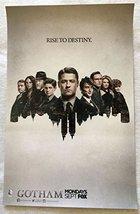 "GOTHAM - 11""x17"" Original Promo TV Poster SDCC 2015 San Diego Comic Con - $19.59"
