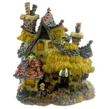 "Boyds Bearly Built Villages ""Emily's Carrot Cottage"" #19014- 1E- NIB - $32.99"