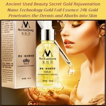 Ancient Used Beauty Secret Gold Rejuvenation Dynamistante Essence of Youth image 2