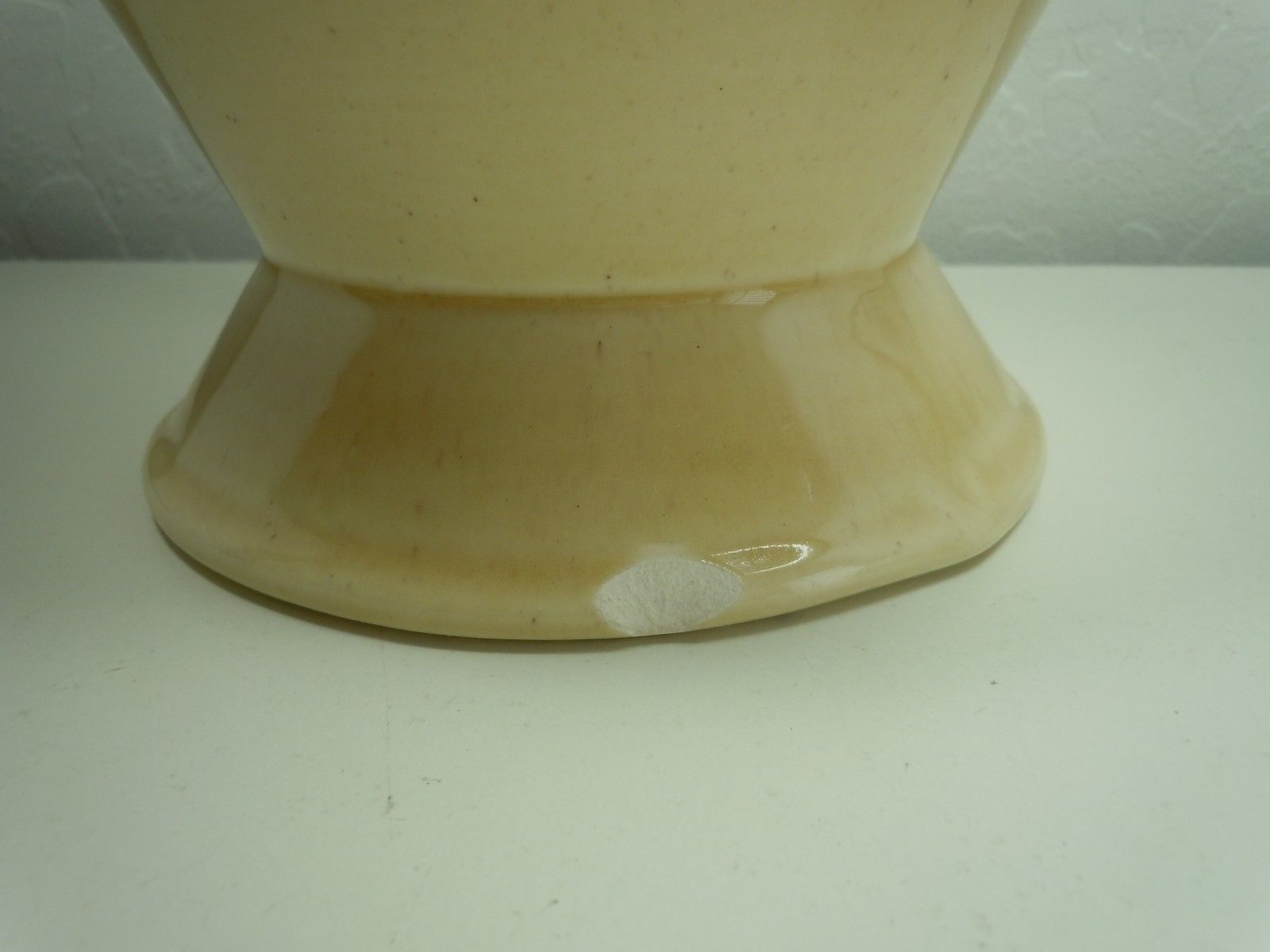Metlox Poppytail California Provincial coffee Pot and Lid Damaged image 3