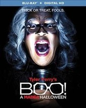 Tyler Perry'S Boo A Madea Halloween (Blu-ray, 2017)