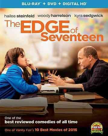Edge Of Seventeen (Blu-ray, 2017)