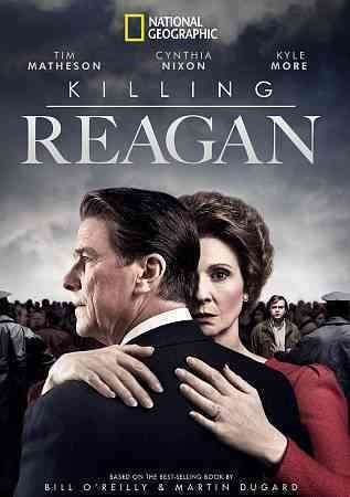 Killing Reagan (DVD, 2017)