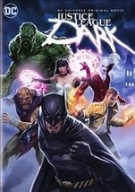 Justice League Dark (DVD, 2017)