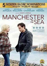 Manchester By The Sea (DVD, 2017)