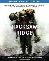 Hacksaw Ridge (Blu-ray, 2017)
